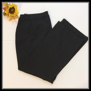 Lane Bryant Black Dress Pants
